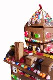 Ginger Bread House Royalty Free Stock Photography