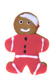 Ginger Bread Isolated Stock Photography