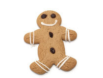 Ginger bread isolated Stock Photo