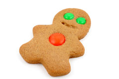 Ginger bread man Royalty Free Stock Images