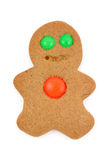 Ginger bread man Royalty Free Stock Photography