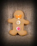 Ginger Bread Man. Royalty Free Stock Image