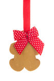 Ginger bread man Stock Images