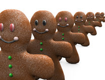 Ginger bread. Stock Image