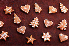 Ginger breads Royalty Free Stock Images
