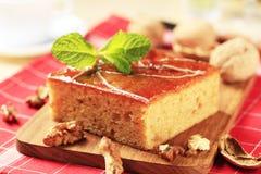 Ginger cake Royalty Free Stock Photo