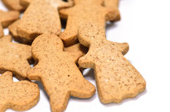 Ginger Cookie. Stock Image