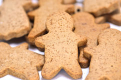 Ginger Cookie. Stock Photography