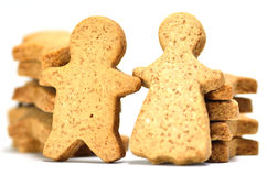 Ginger Cookie. Stock Images