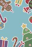 Ginger Cookie B stock illustration