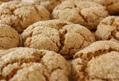 Ginger Cookies Stock Images