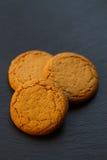 Ginger Cookies Fotos de archivo
