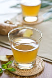 Ginger drink Royalty Free Stock Photography