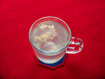 Ginger drink Stock Image