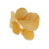 Ginger. Isolated on white background Stock Photography