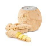 Ginger juice royalty free stock photo