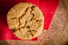 Ginger and Molasses Cookies Royalty Free Stock Photo