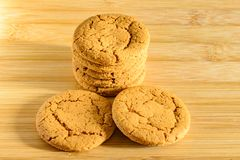 Ginger nut Stock Photography
