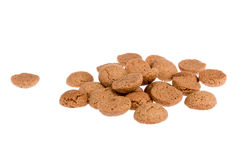 Ginger nuts,  Dutch candy for Sinterklaas event in december Stock Photo