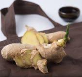 Ginger Oil Image stock