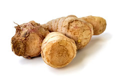 Ginger piece Royalty Free Stock Images