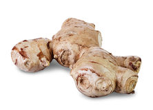Ginger root Royalty Free Stock Images