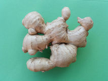 Ginger root vegetable Royalty Free Stock Images
