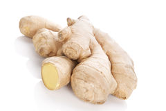 Ginger root. Stock Photography