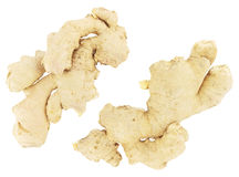 Ginger roots Royalty Free Stock Photos