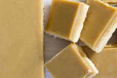 Ginger Slice Cut and Stacked Royalty Free Stock Photography