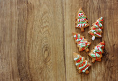 Ginger snaps Royalty Free Stock Photo