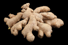 Ginger spice root Royalty Free Stock Photo