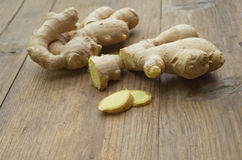 Ginger spice Stock Images
