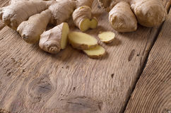 Ginger spice Stock Photography