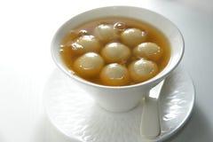 Ginger Sweet glutinous dumpling Royalty Free Stock Images