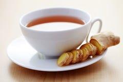 Ginger tea Stock Image