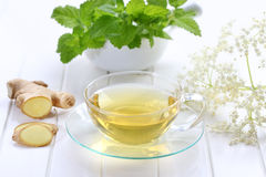 Free Ginger Tea Stock Image - 25197891