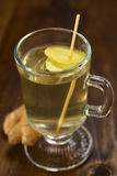 Ginger Tea Royalty-vrije Stock Afbeeldingen