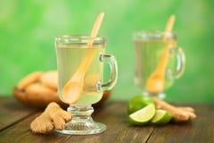 Ginger Tea Imágenes de archivo libres de regalías