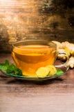 Ginger Tea Lizenzfreies Stockbild