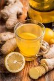 Ginger Tea stock fotografie