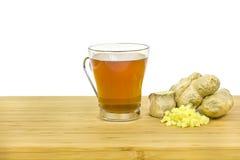 Ginger Tea Stockfoto