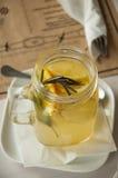 Ginger Tea fotografia stock libera da diritti