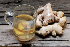 Ginger Tea photographie stock