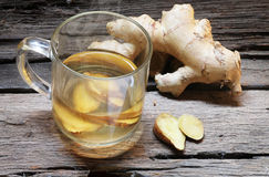 Ginger Tea Images stock