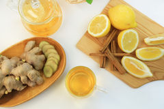 Ginger Tea image libre de droits