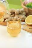 Ginger Tea photographie stock libre de droits