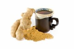 Ginger tea Royalty Free Stock Image