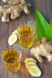 Ginger Tea Stockbild