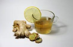 Ginger Tea Fotografia de Stock Royalty Free